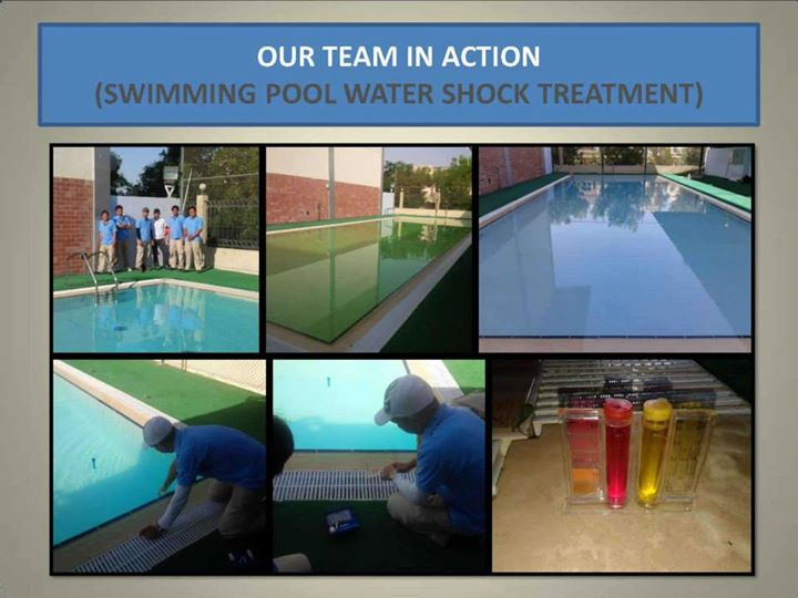 Swimming Pool Treatment Service : House of lydia jobs